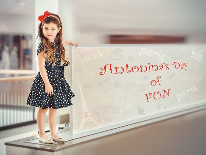 Antonina's day of Fun!