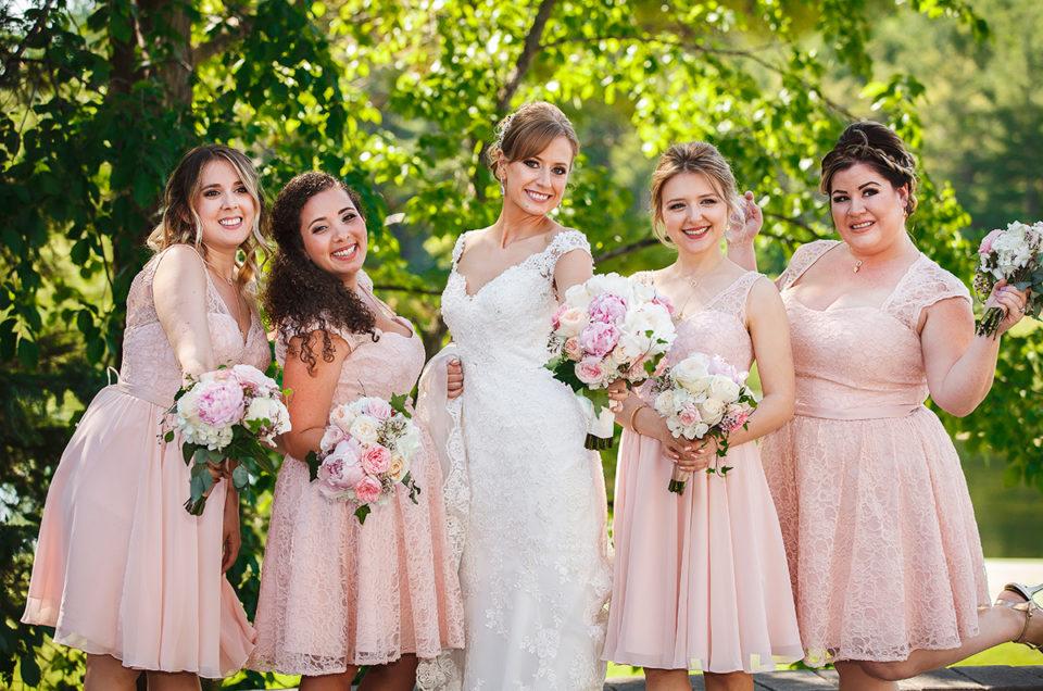 Sasa and Maria Summer Wedding