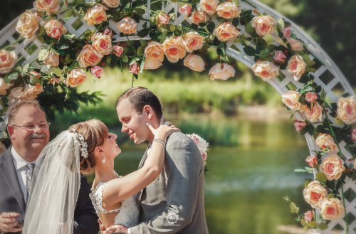 Sasa and Maria Amazing Summer Wedding