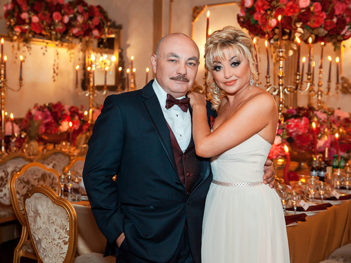 Viktoria&Dmitry real Dolce & Gabbana Wedding!!!