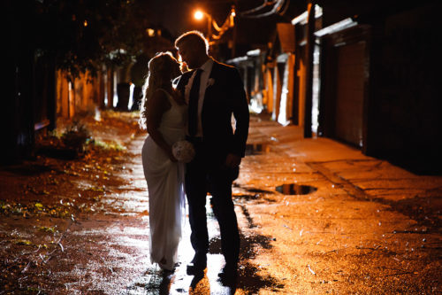 Beautiful Cozy Wedding in downtown Toronto!!!
