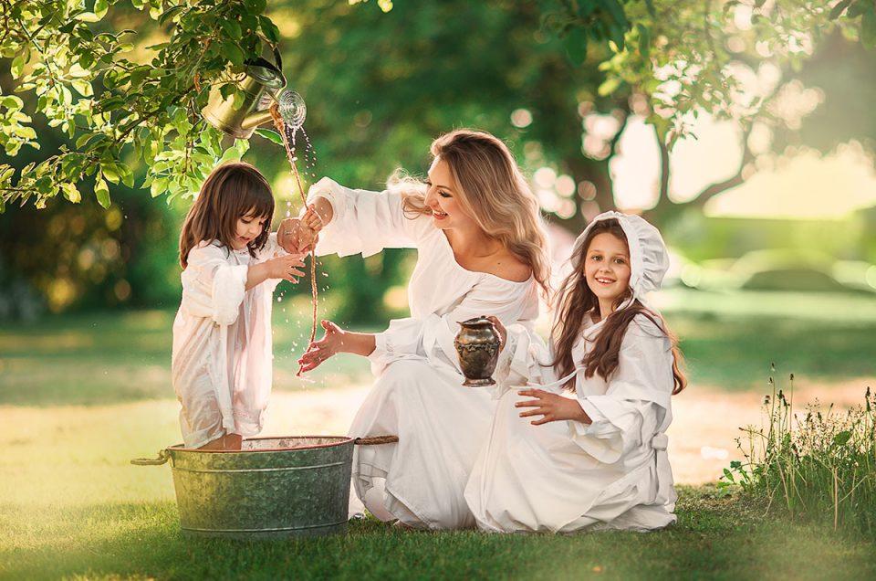 Lovely Motherhood!