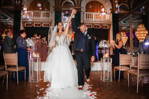 Gorgeous Royal York Wedding - Yana+Mike